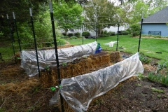 ery well to make a Straw Bale Greenhouse and protect early plantings from getting nipped by a late spring frost.