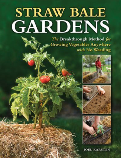 BULK COUNT 20 – Straw Bale Gardens 1st Edition