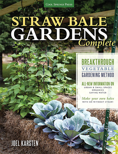 BULK COUNT 20 – Straw Bale Gardens Complete
